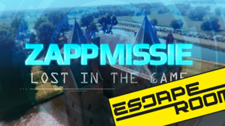 Zappmissie: Lost in the game!