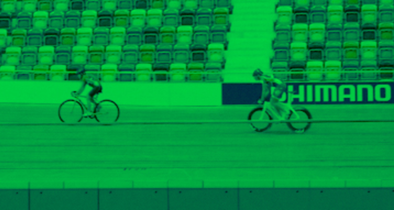 Sport baanwielrennen